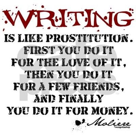 Writer Swag