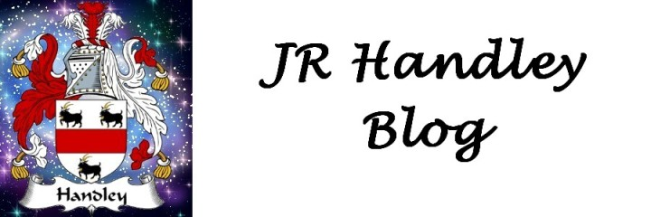 JR Handley Blog Header