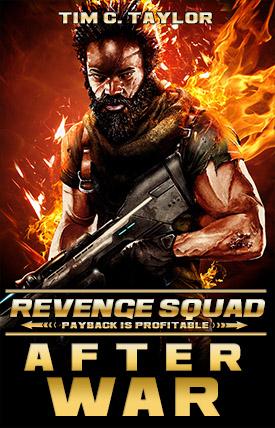 Hurt U Back - Revenge Squad