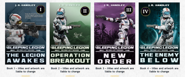 sleeping-legion-series-books