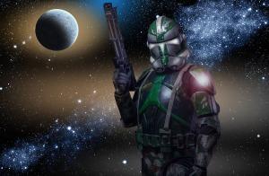 space-warrior