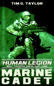 Marine Cadet - Human Legion