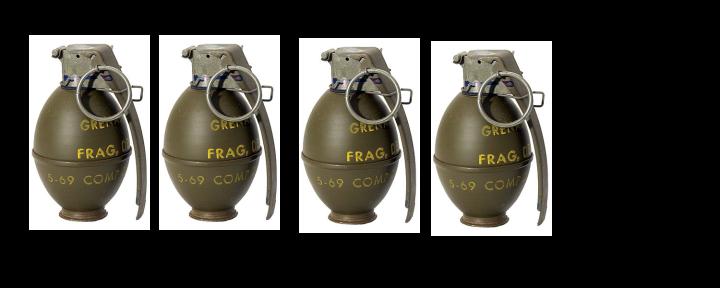 4 Grenade