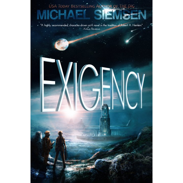 Exigency Book Cover