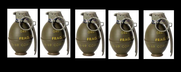 5 Grenade