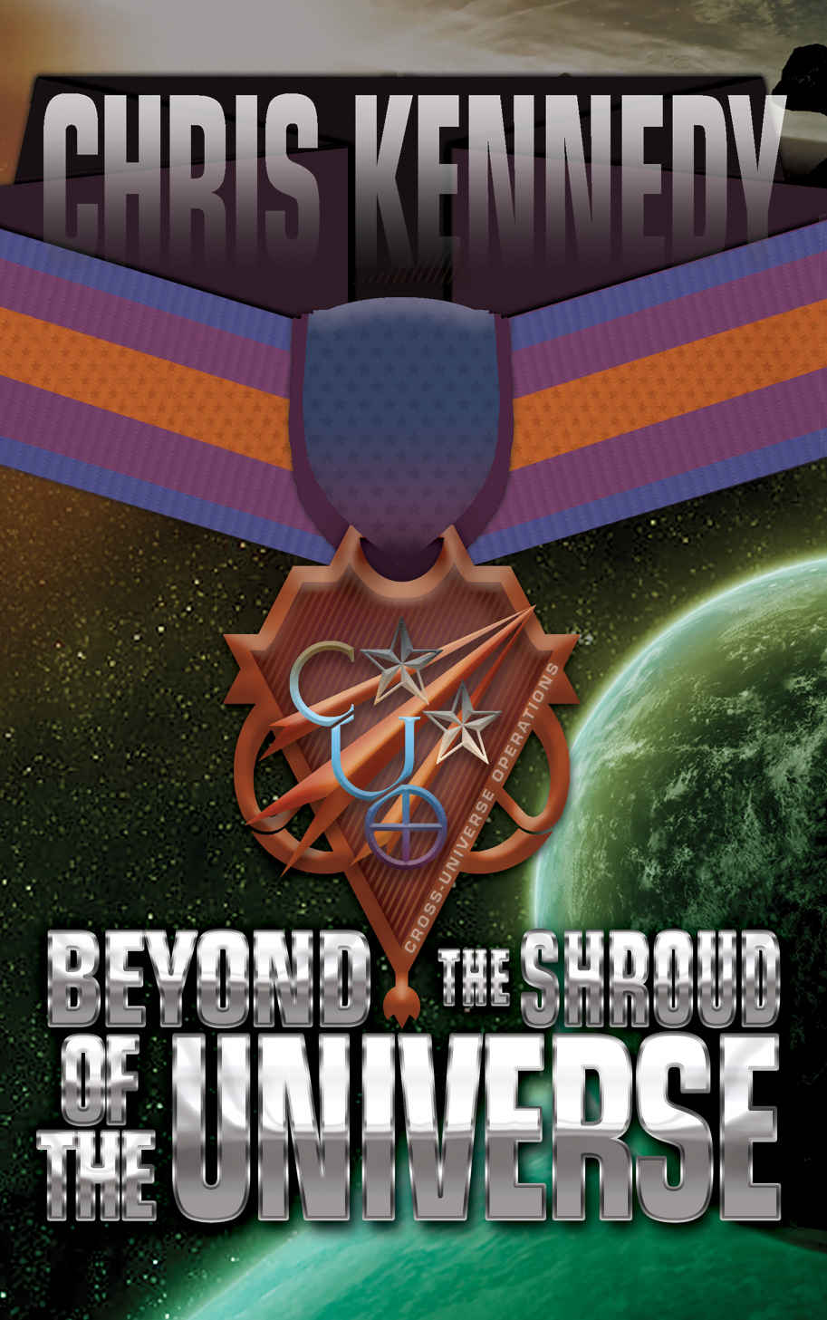 Book Review: Beyond the Shroud of the Universe(Codex Regius Book 2) – J.R.  Handley Blog