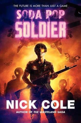 Nick Cole Books