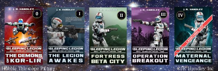 Sleeping Legion
