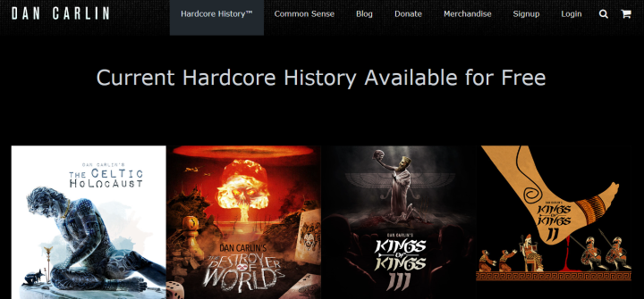 Hard Core History