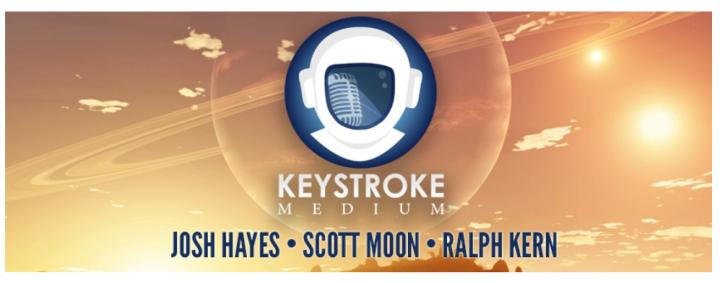 Keystroke Medium