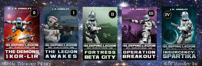 Sleeping Legion Banner