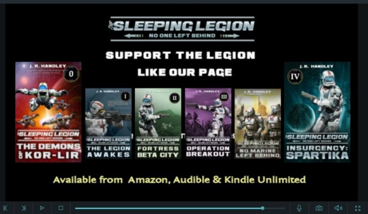 Sleeping Legion