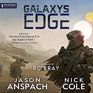 Galaxy's Edge Audio Book