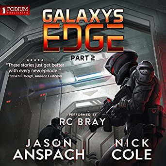 Audiobook Review: Galaxy's Edge, Part II (Galaxy's Edge